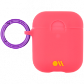 Case-Mate Living Coral Case för AirPods - Korall Rosa