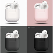 Elago AirPods Silicone Case for AirPods Case - Grå