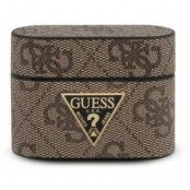 Guess Charms 4G Collection (AirPods 1/2) - Brun