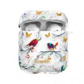 Kingxbar Apple AirPods Case - Magpie