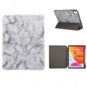 Fodral Tri-fold iPad Air 10.9 2020 - Marmor