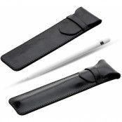 Soyan Leather Sleeve (Apple Pencil) - Ljusbrun