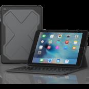 Zagg Rugged Messenger iPad 9.7 - Svart