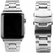 Caseual Steel Band (Apple Watch 42 mm) - Silver