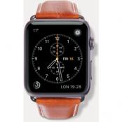 Dbramante1928 Copenhagen Strap (Apple Watch 42 mm) - Ljusbrun/grå