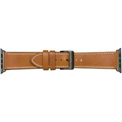 Dbramante1928 Copenhagen Watch Strap 44MM - Brun