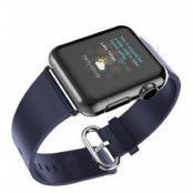 Hoco Pago Leather Band (Apple Watch 42 mm) - Brun