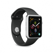 Puro Apple Watch Band 38-40mm S/M & M/L - Svart