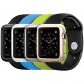 Spigen Thin Fit (Apple Watch 42 mm) - Svart