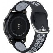 Tech-Protect armband Samsung Galaxy watch 3 41mm - Svart/Grå