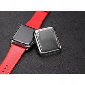 Torras Skal med Skärmskydd till Apple Watch 42mm - Grå