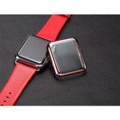 Torras Skal med Skärmskydd till Apple Watch 42mm - RoseGold