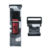 UAG Apple Watch 44mm/42mm, Active-rem - Midnight Camo