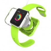 VCOER Skyddande laddningsskal till Apple Watch 38mm / 42mm - Grön