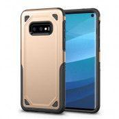 Rugged Armor Skal till Samsung Galaxy S10E - Guld
