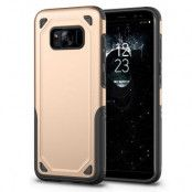 Rugged Armor Skal till Samsung Galaxy S8 Plus - Gold