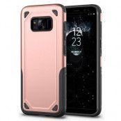 Rugged Armor Skal till Samsung Galaxy S8 Plus - Rose Gold