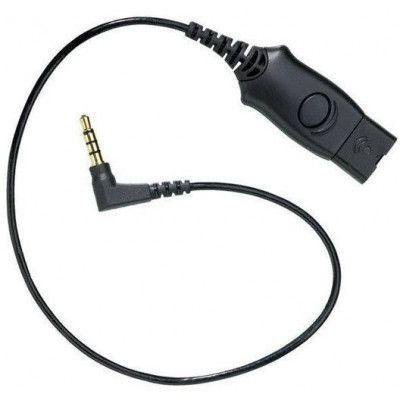 3,5mm-adapter till headset från Plantronics