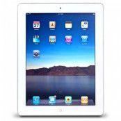 Begagnad Apple iPad 2 16GB Wifi + 3G Vit i bra skick Klass B