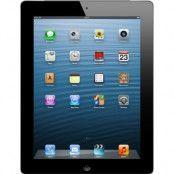 Begagnad Apple iPad 2 64GB Wifi Svart i bra skick Klass B