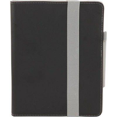 EPZI konstläderfodral för iPad 2/3/4, svart