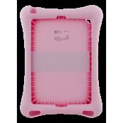 """DELTACO Skal i silikon för iPad Air/2 och iPad Pro 9.7"""" - Rosa"""