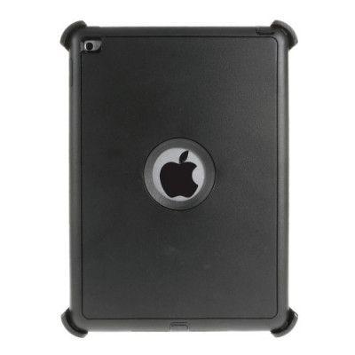 Heavy Duty Combo Case till iPad Air 2 - Svart