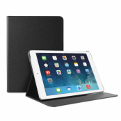 Puro Booklet Slim Case iPad Air 2 - Svart