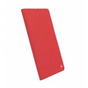 Krusell Malmö fodral till iPad Air - Röd