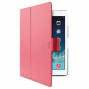 Puro Booklet Case iPad Air Bi-Color 360° Stand-up Pink/Blue