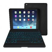 ZAGGkeys Folio Bluetooth tangentbord för iPad Air med Nordisk Layout