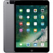 Begagnad Apple iPad Mini 2 16GB Wifi + 4G Svart i bra skick Klass B