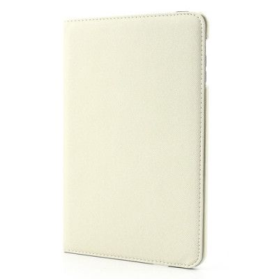 Denim fodral till iPad Mini / iPad Mini 2 (Vit)