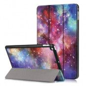 Fodral Tri-fold Apple iPad Mini 2019 - Rymd