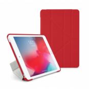 Pipetto iPad Mini 5 Origami-fodral - Röd