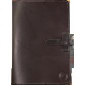 Mikael Lund - Bookcase (iPad mini) - Mörkbrun