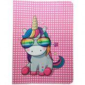 GreenGo Case Rainbow Unicorn