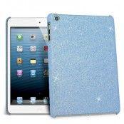 Sparkle Baksideskal till Apple iPad Mini (Blå) + Skärmskydd