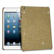 Sparkle Baksideskal till Apple iPad Mini (Gul) + Skärmskydd