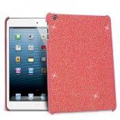 Sparkle Baksideskal till Apple iPad Mini (Rosa) + Skärmskydd
