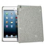Sparkle Baksideskal till Apple iPad Mini (Silver) + Skärmskydd