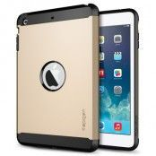 SPIGEN Tough Armor Skal till Apple iPad Mini / Mini 2 Retina (Champagne Gold)