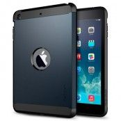 SPIGEN Tough Armor Skal till Apple iPad Mini / Mini 2 Retina (Metal Slate)