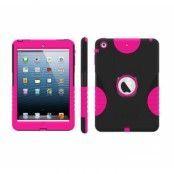 Trident Aegis iPad Mini Skal - Svart/Rosa