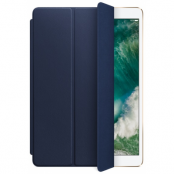 Apple Smart Cover Leather (iPad Pro 10,5) - Midnattsblå