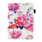 Standing Case - Flower & Flamingo (iPad Pro 10,5/Air 3)