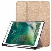 Tri-Fold Series iPad Air (2019) / iPad Pro 10.5 Foliofodral - Roséguld
