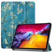 Fodral Tri-fold iPad Pro 11 2021 - Körsbärsblommor