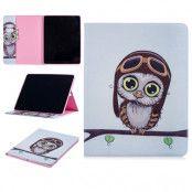 Trolsk Cute Wallet Folio - Cute Owl (iPad Pro 12,9 (2018))