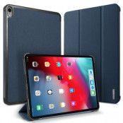 Dux Ducis Tri-Fold Fodral till iPad Pro 12.9 2018 - Blå